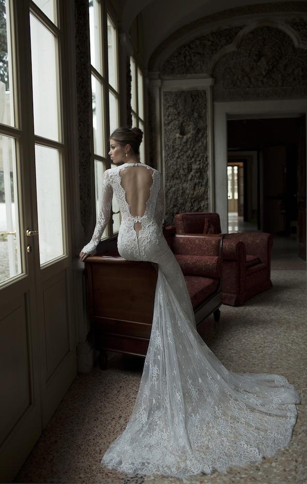 Berta wedding dress collection winter 2014 part 2 for Berta wedding dress 2014