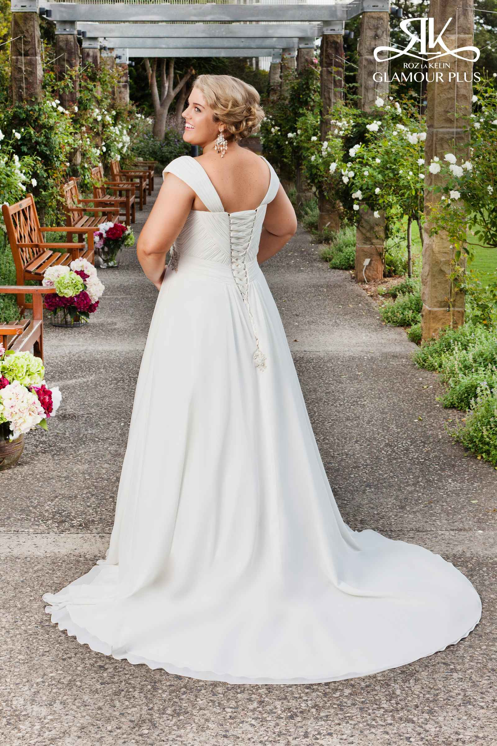 Sears Plus Size Wedding Dresses After Reception