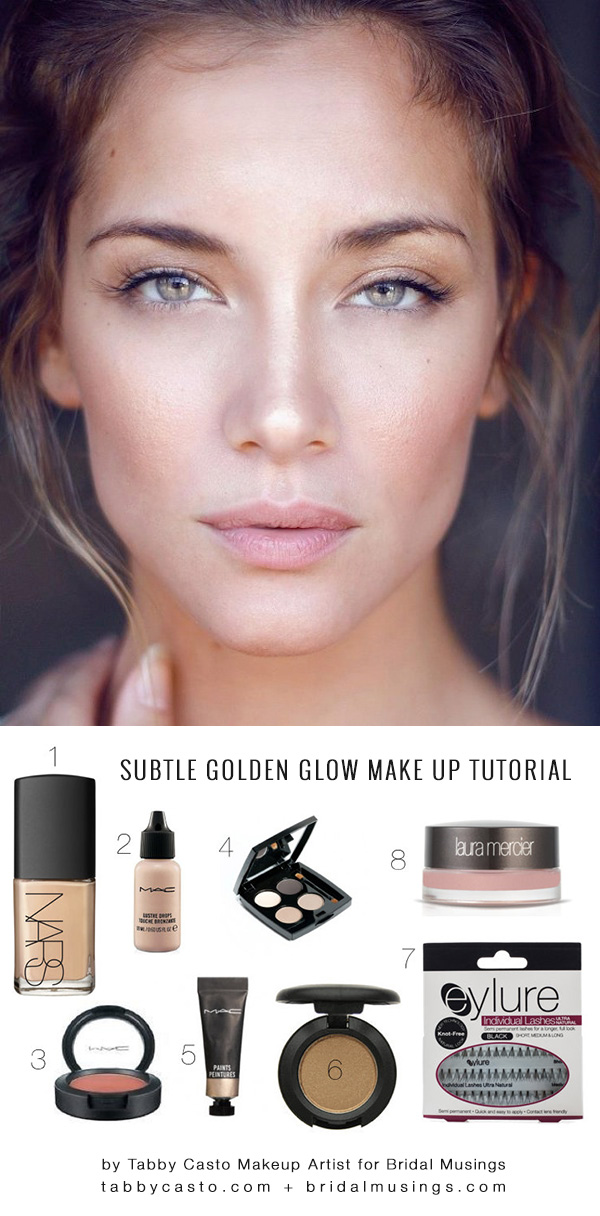 tutorial Wedding Up Look natural  Like   – 'You' But Make makeup perfect Natural So Tutorial You