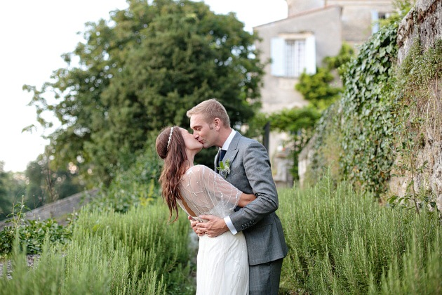 French Chateau Wedding | Dasha Caffrey Photography | Bridal Musings Wedding Blog 42