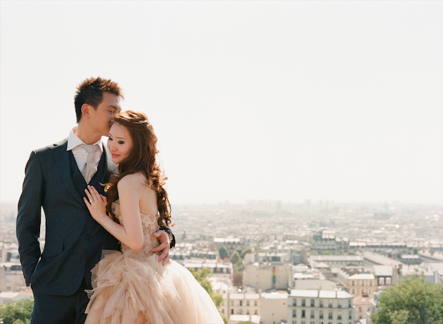 Paris Engagement Shoot By Aneta Mak | Bridal Musings Wedding Blog 34