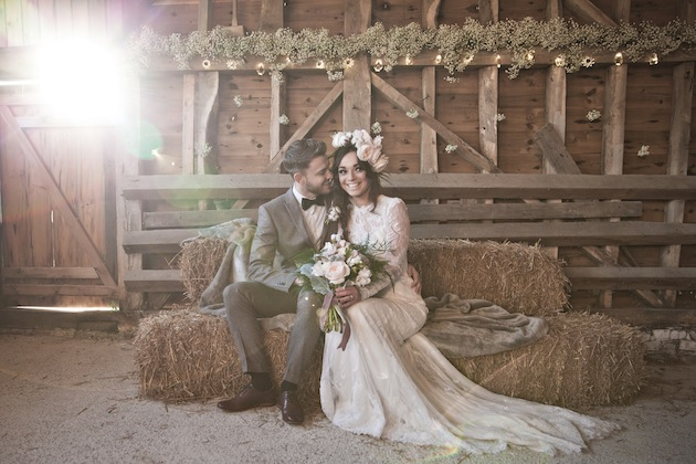 Winter Barn Wedding | Kerry Ann Duffy Photography | Bridal Musings Wedding Blog (30)