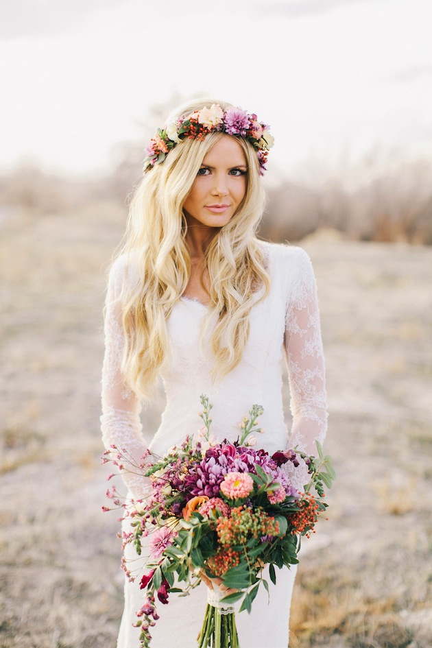 2014 Fall Boho Wedding Dresses Dress custom made by
