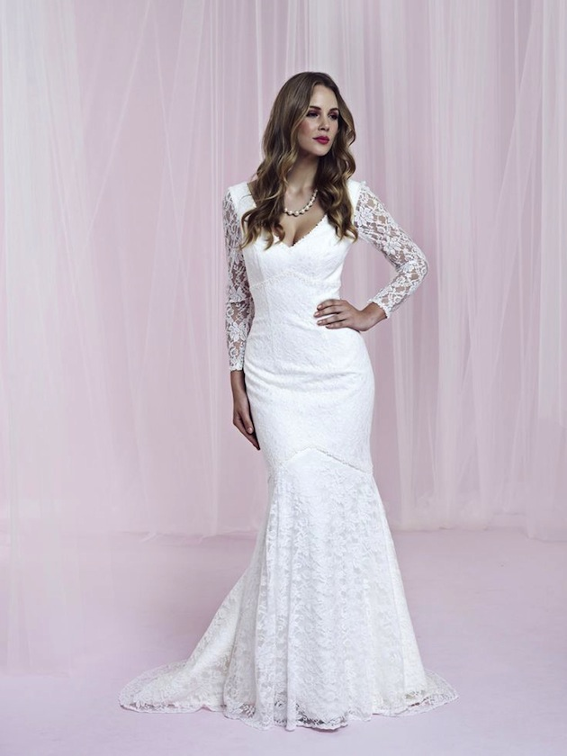 Wedding Gowns Long Sleeve Lace 74