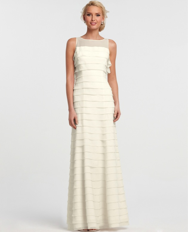 ann taylor 39 s chic new wedding collection bridal musings