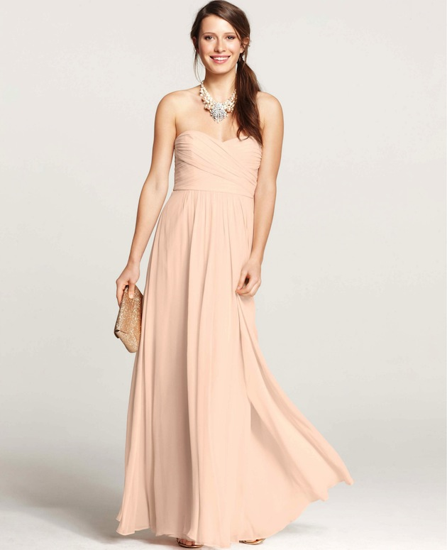 Ann Taylor Wedding Dress On Sale 75 Off Wedding - Ann Taylor Dresses ...