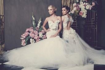 Romance & Whimsy: Anna Georgina Wedding Dress Collection 2014