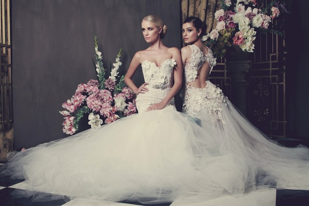 Anna Georgina Wedding Dress Collection 2014 | Bridal Musings Wedding Blog (4)