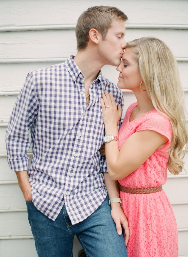 Sweet Southern Engagement Shoot by Michael and Carina Photography | Bridal Musings Wedding Blog 24