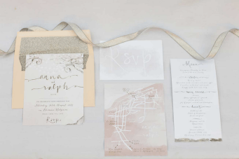 Say 'Hello' To Gemma Milly And Her Beautiful, Unique Wedding Stationery!