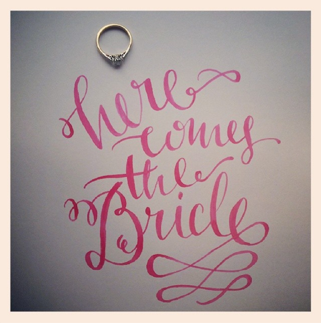 Real Bride Diary Entry #1 The Proposal