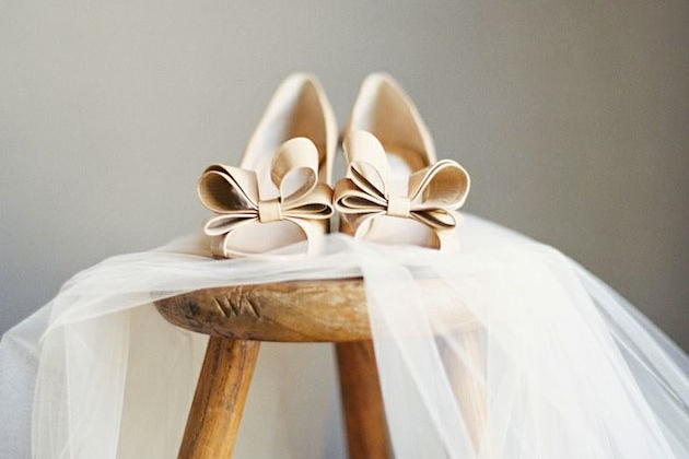 top 10 nude wedding shoes