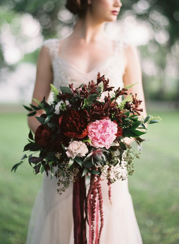 Cascading Bouquets Ameryths Bridal Musings