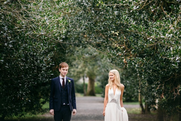 Chic Dublin Wedding Jenny Packham Bride | Poppies and Me | Bridal Musings 0 (22)