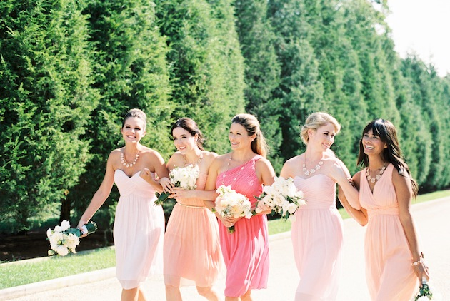 Donna Morgan Bridesmaids Dresses | Bridal Musings Wedding Blog (3)
