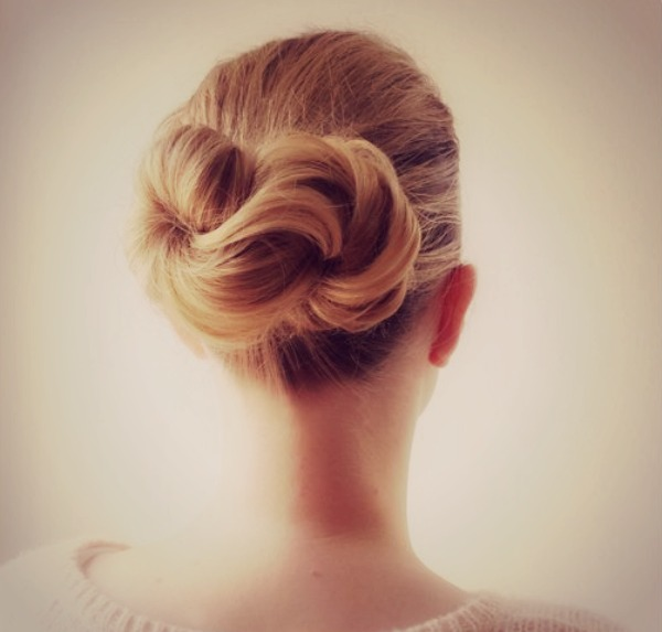 Half up side wedding hairstyles