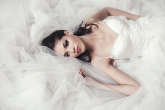 Impossibly Glamourous, City Chic Wedding Inspiration Shoot At The Town Hall Hotel, London