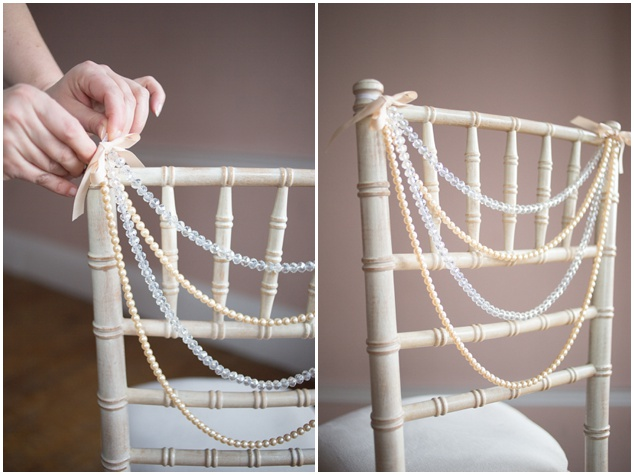 Chair Decor Ideas Bridal Musings