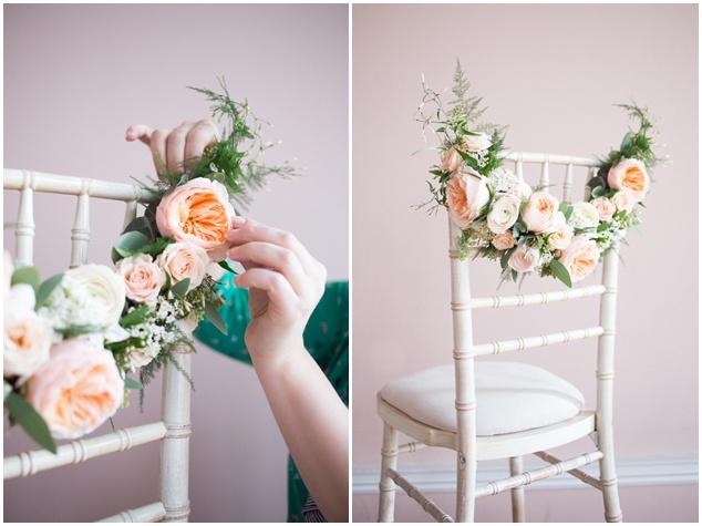 creative unique wedding chair decor ideas