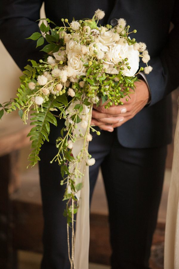 Small Cascading Bouquet