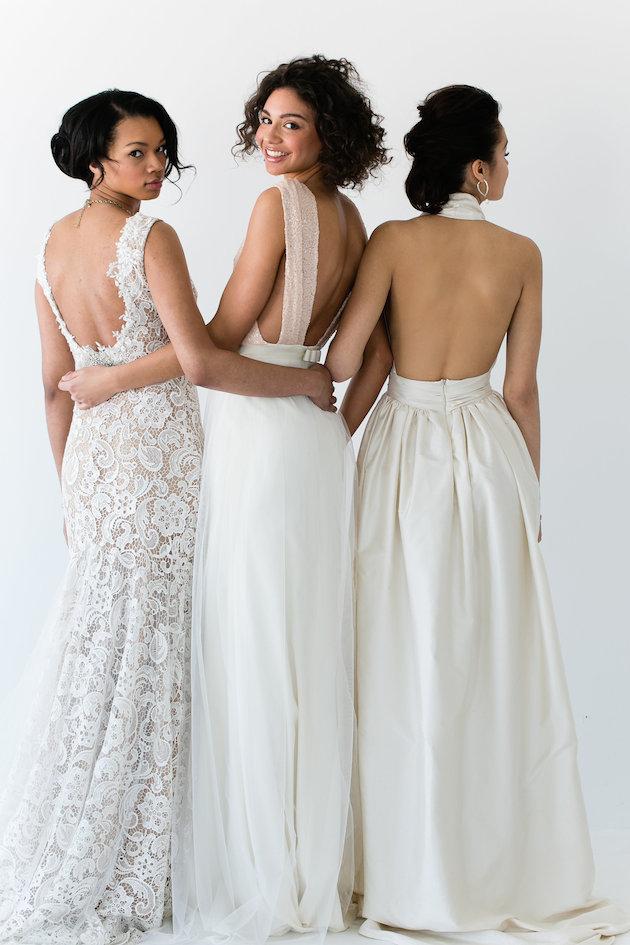 Alyssa Kristin Bridal Mignonette Bridal 2014 Wedding