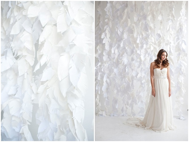 unique wedding backdrops