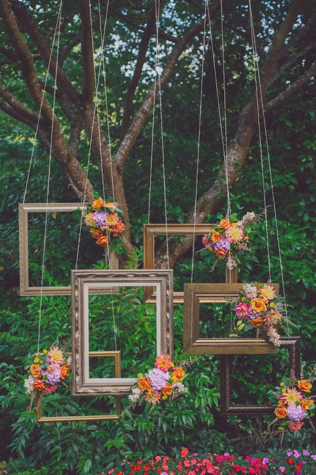 Beautiful Wedding Backdrops | Bridal Musings