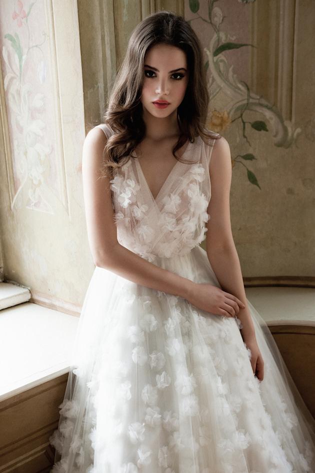 ROMANTIC ELEGANCE: DAALARNA 2014 WEDDING DRESS COLLECTION ...