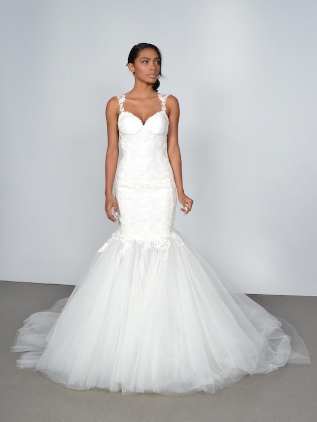 Galia lahav s beautiful backless wedding dresses the la dolce vita
