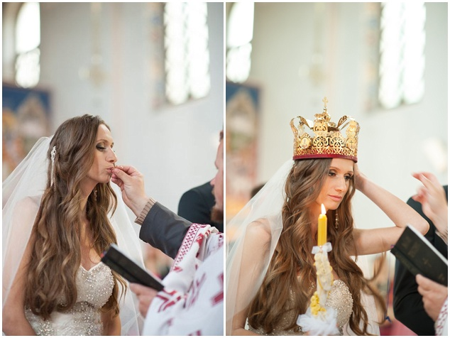 Traditional Bosnian Wedding With Chic Bridal Style Bridal Musings
