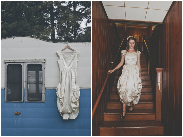 Trailer Park Wedding | Terra Rothman Photography | Bridal Musings Wedding Blog15