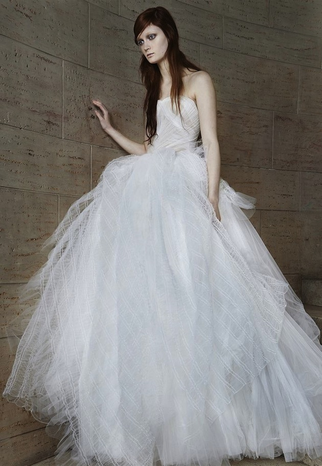 Vera Wang Brautkleid. http www. vera wang wedding dresses that ...