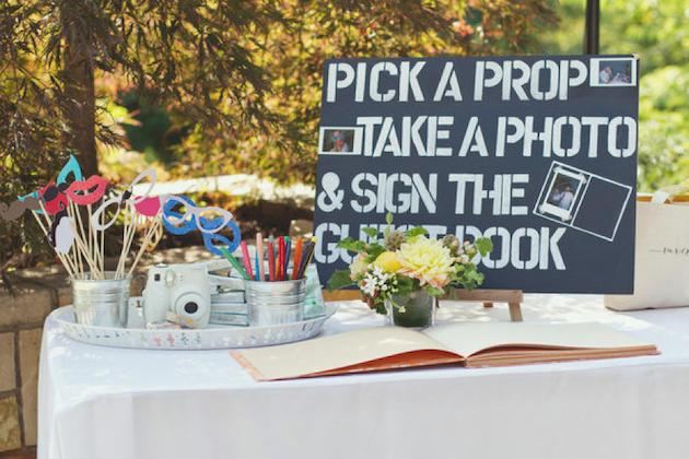 Diy Photo Booth Wedding Ideas 2018
