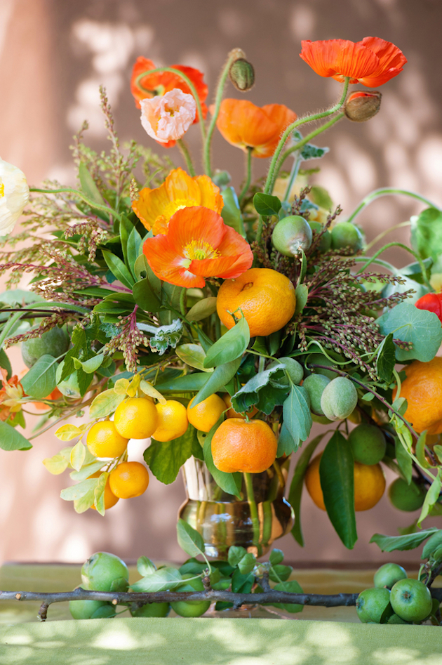 Fruits of the Earth Inspiration Shoot | Rebecca Gosselin Photography | Bridal Musings Wedding Blog 3