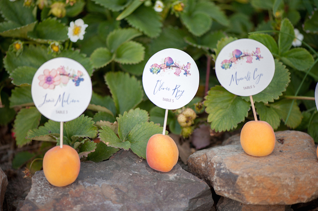 Fruits of the Earth Inspiration Shoot | Rebecca Gosselin Photography | Bridal Musings Wedding Blog 30