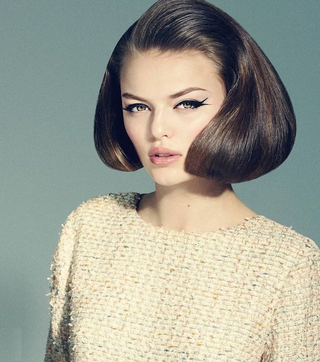 How to Wear a Bob for your Wedding | Bridal Bobs | Bridal Musings Wedding Blog 6