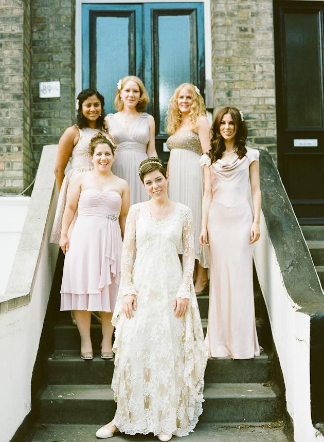 Wedding dresses: wedding dress for casual backyard ceremony