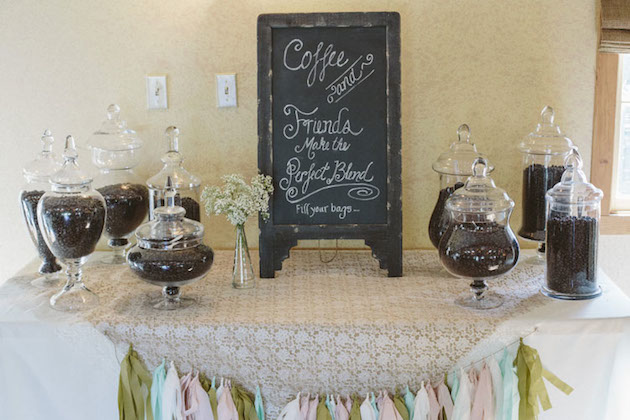 Sweet Rustic Wedding with DIY Details | Matthew James Photography | Bridal Musings Wedding Blog 01