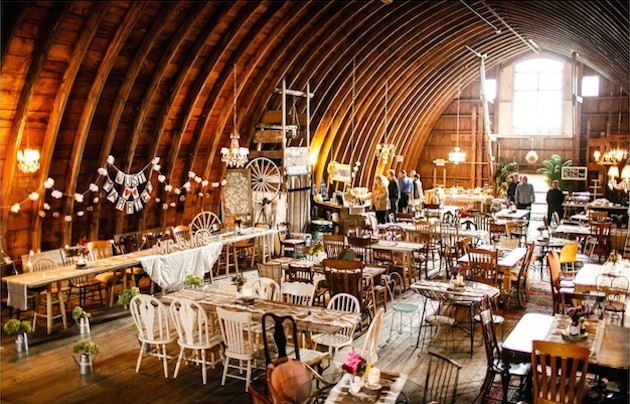 10 Best Barn Venues In The World