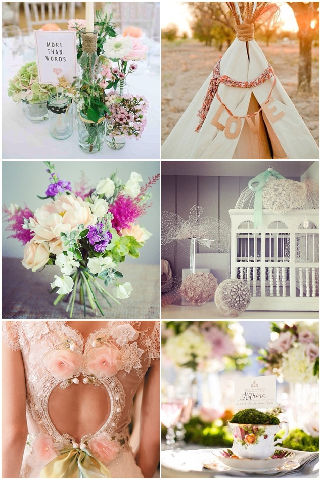 B Loved | Top Ten Instagrams Accounts To Follow For Wedding Inspiration | Bridal Musings Wedding Blog 1