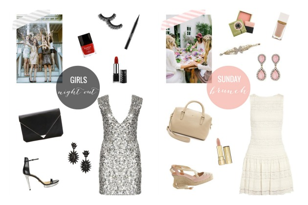 Bachelorette Weekend Outfit Ideas