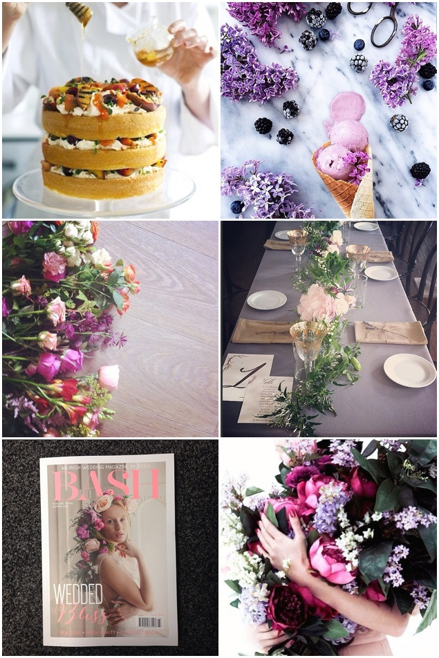 Bash Magazine | Top Ten Instagrams Accounts To Follow For Wedding Inspiration | Bridal Musings Wedding Blog 2