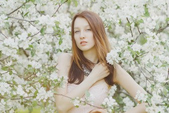 Beautiful Cherry Blossom Inspiration for Spring Weddings
