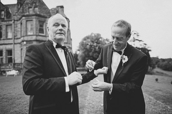 Beautiful Father of the Bride (and Groom) Moments | Bridal Musings Wedding Blog 1