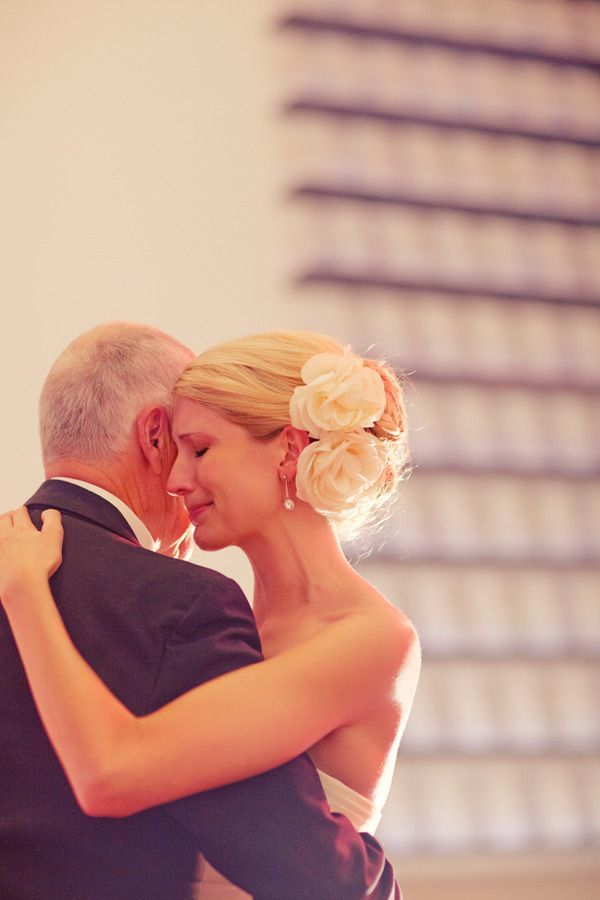 Beautiful Father of the Bride (and Groom) Moments | Bridal Musings Wedding Blog 20