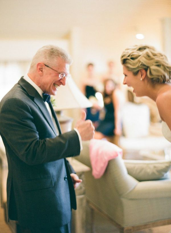 Beautiful Father of the Bride (and Groom) Moments | Bridal Musings Wedding Blog 21