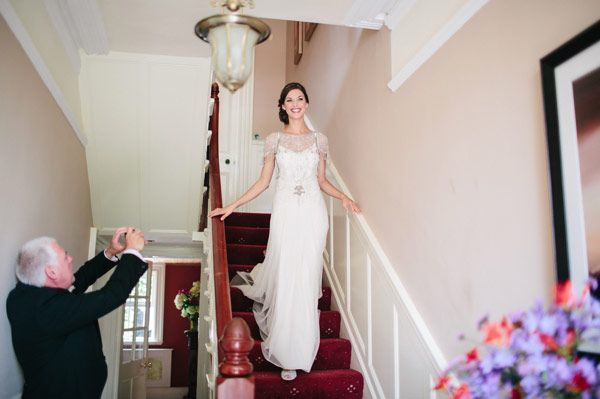 Beautiful Father of the Bride (and Groom) Moments | Bridal Musings Wedding Blog 23
