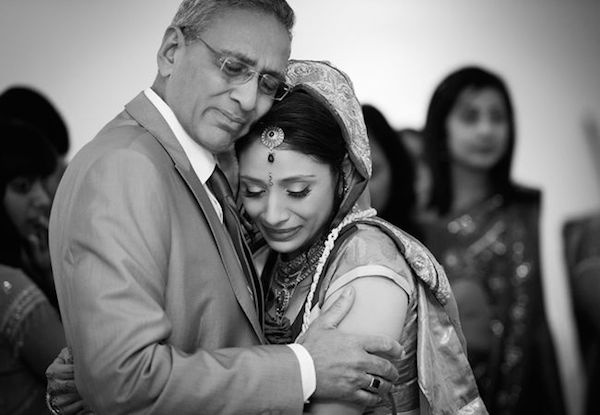 Beautiful Father of the Bride (and Groom) Moments | Bridal Musings Wedding Blog 27