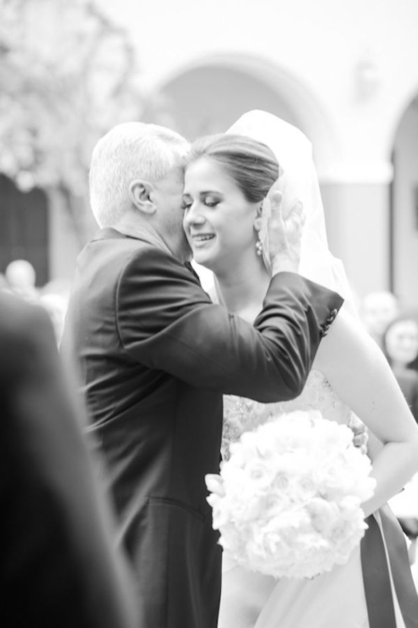Beautiful Father of the Bride (and Groom) Moments | Bridal Musings Wedding Blog 8