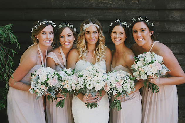 Beautiful Outdoor Wedding with a Beaming Bride | CJ Williams Photography | Bridal Musings Wedding Blog 18